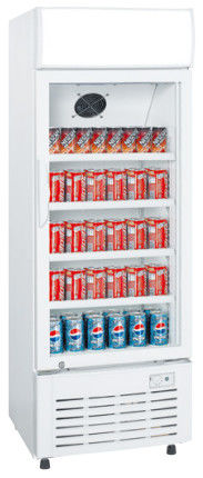 358L Beverage Cooler Refrigerator With Mechanical Temperature Control